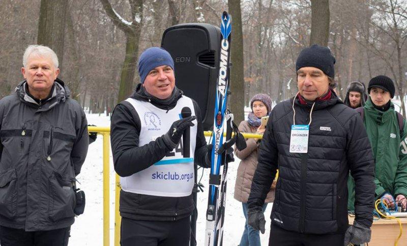 Петро Киричок, Геннадій Зубко, Сергій Харчук