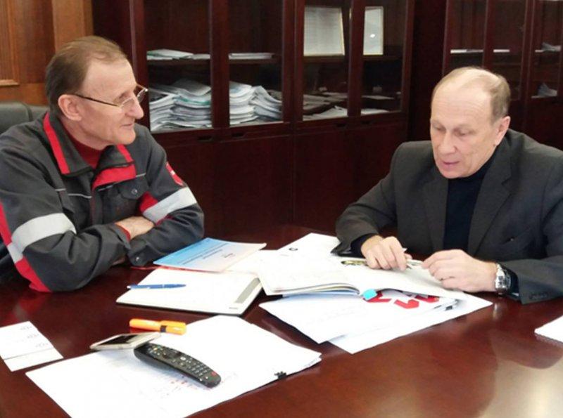 Т.Г.Шевченко та М.З.Абдулін