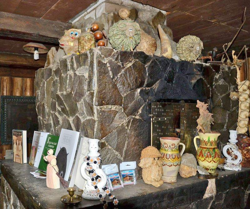 В музее гуцульской магии