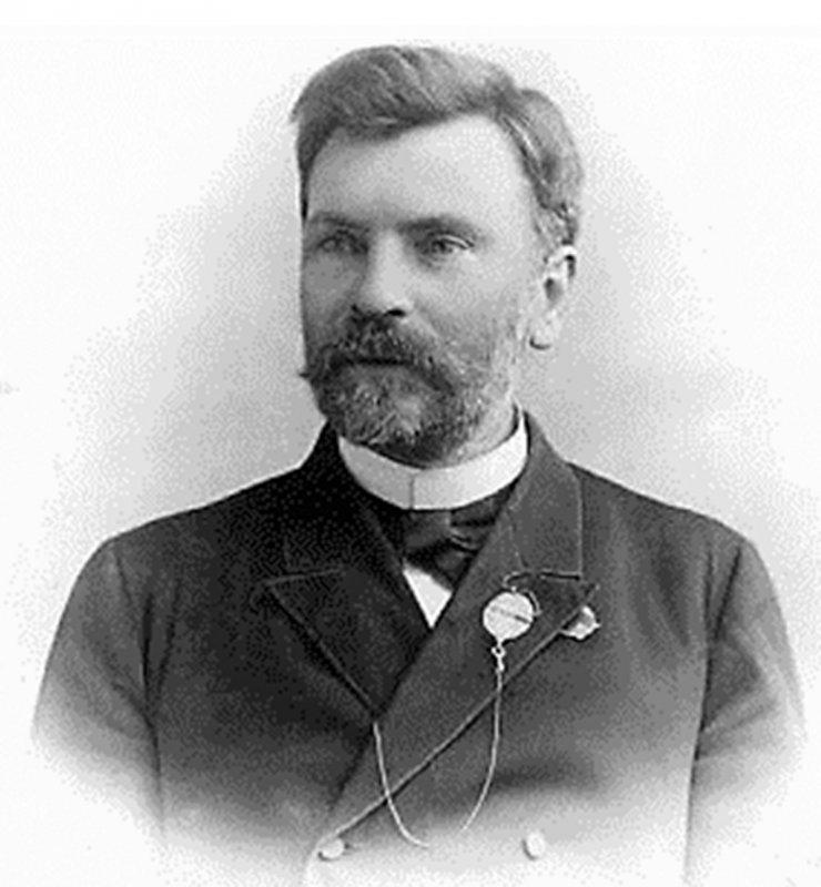 В. І. Ковалевський, директор департаменту мануфактур - торгівлі в 1892-1900 рр.