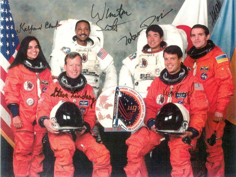 Екіпаж космічного корабля  Колумбія