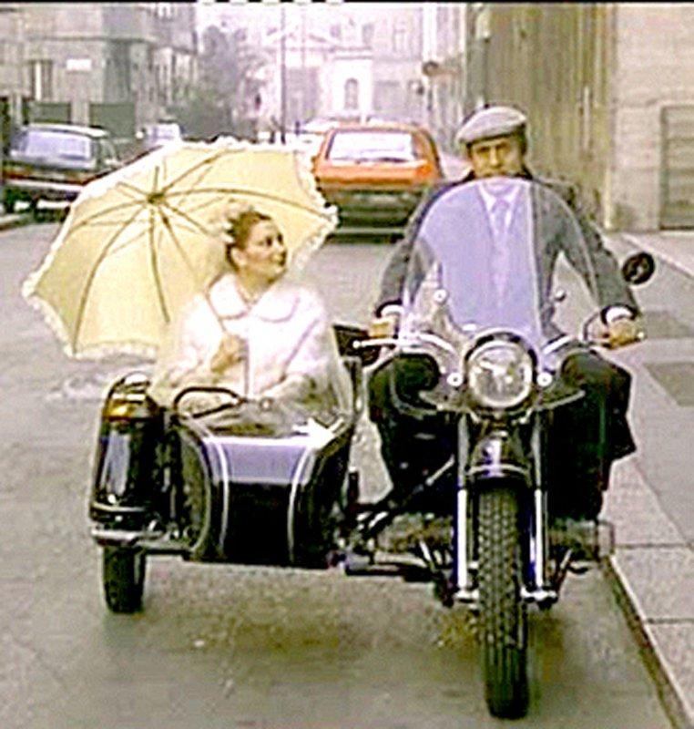 Кадр із фільму Ас