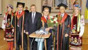 Сер Роджер Пенроуз став Почесним доктором НТУУ «КПІ»