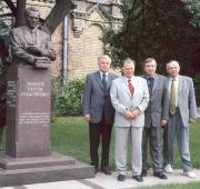 Академік Ж. Алфьоров в КПІ, 2009 рік