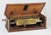 Лічильна машина Лейбніца (1690 р.).Зберігається у державній бібліотеці Нижньої Саксонії у Ганновері