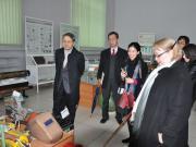 Візит делегації музею «Мірайкан»