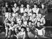 Команда КПІ - чемпіон серед студентських команд України, 1966 р.