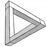 Неможливий трикутник Пенроуза