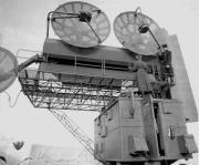 Станція наведення ракет Зенітно- ракетної системи С-75
