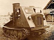 Трелювальник КТ-12