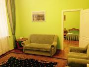 Гостьовий будиночок КПІ, вітальня