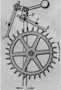 Спусковий механізм коник Дж. Гаррісона